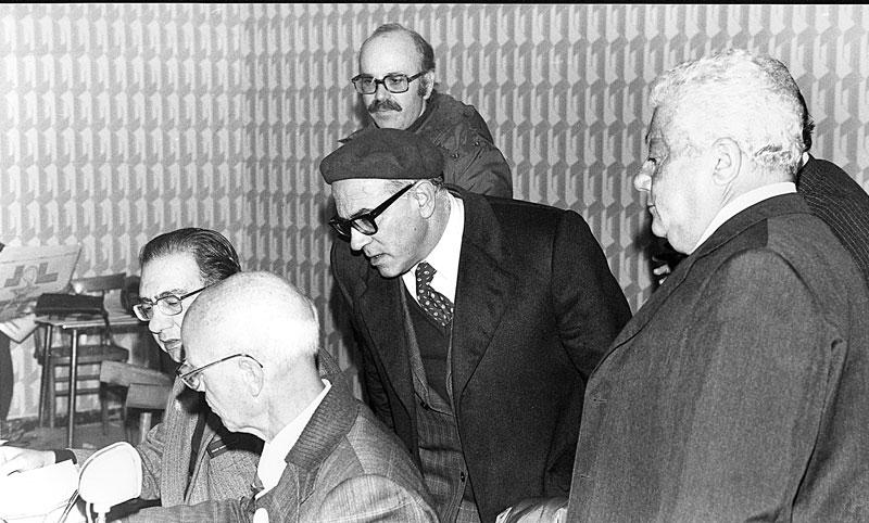 1976 - Oristano Congresso del Partito Sardo di Azione