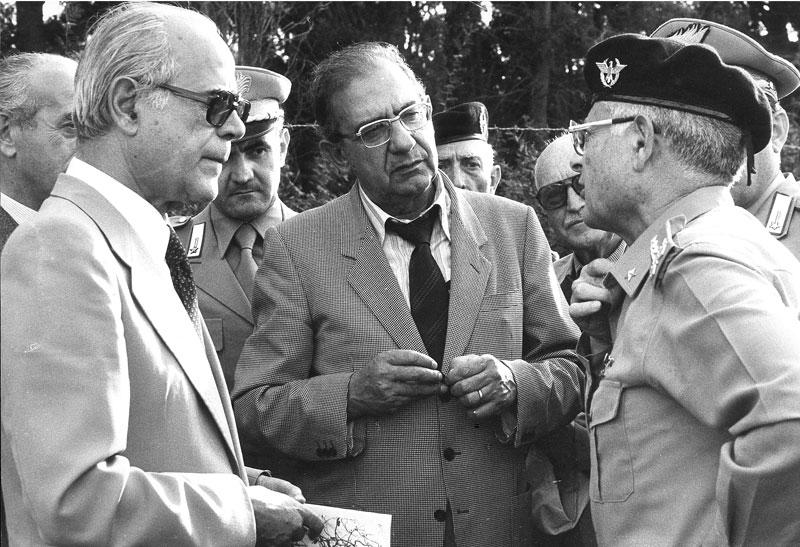1980-81 - Attività durante l'incarico come Assessore all'Ambiente della Regione sarda