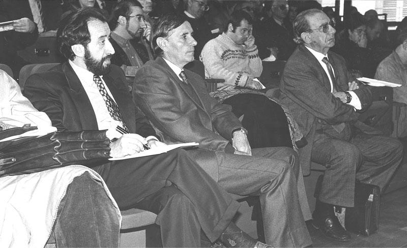 1996 - Cagliari Durante un convegno