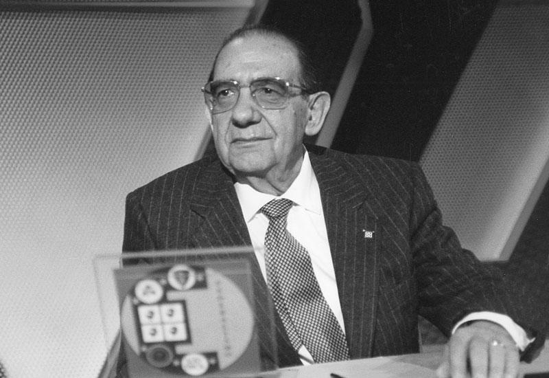 anni '90 - Dibattito elettorale in televisione